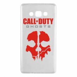 Чехол для Samsung A7 2015 Call of Duty Ghosts - FatLine