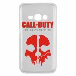 Чехол для Samsung J1 2016 Call of Duty Ghosts - FatLine
