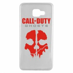 Чехол для Samsung A7 2016 Call of Duty Ghosts - FatLine