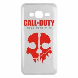Чехол для Samsung J3 2016 Call of Duty Ghosts - FatLine