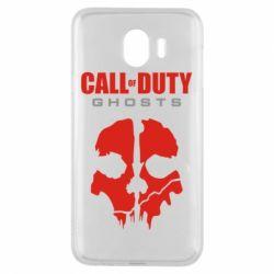 Чехол для Samsung J4 Call of Duty Ghosts - FatLine