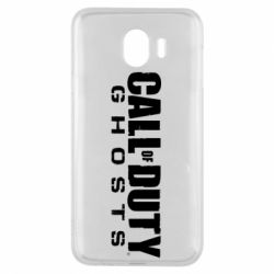 Чохол для Samsung J4 Call of duty ghosts