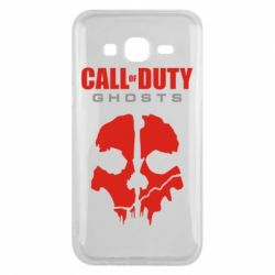 Чохол для Samsung J5 2015 Call of Duty Ghosts
