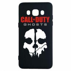 Чехол для Samsung J5 2016 Call of Duty Ghosts - FatLine