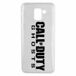 Чохол для Samsung J6 Call of duty ghosts