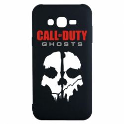 Чехол для Samsung J7 2015 Call of Duty Ghosts - FatLine