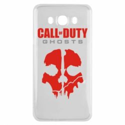 Чехол для Samsung J7 2016 Call of Duty Ghosts - FatLine