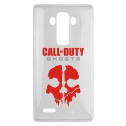 Чехол для LG G4 Call of Duty Ghosts - FatLine