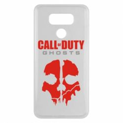 Чехол для LG G6 Call of Duty Ghosts - FatLine