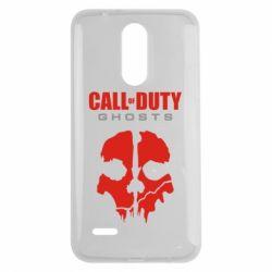 Чехол для LG K7 2017 Call of Duty Ghosts - FatLine