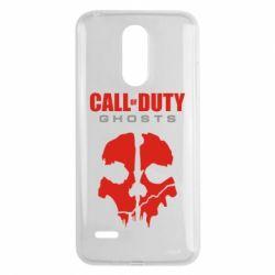 Чехол для LG K8 2017 Call of Duty Ghosts - FatLine