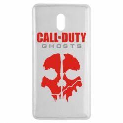 Чехол для Nokia 3 Call of Duty Ghosts - FatLine