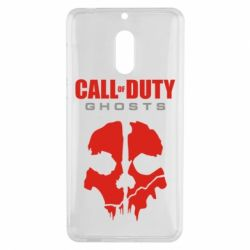 Чехол для Nokia 6 Call of Duty Ghosts - FatLine