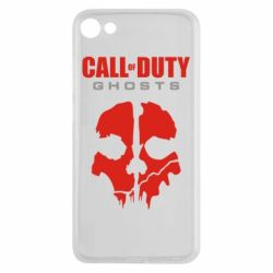 Чехол для Meizu U10 Call of Duty Ghosts - FatLine