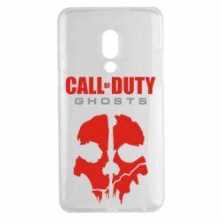 Чехол для Meizu 15 Plus Call of Duty Ghosts - FatLine