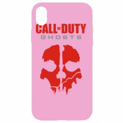 Чехол для iPhone XR Call of Duty Ghosts - FatLine