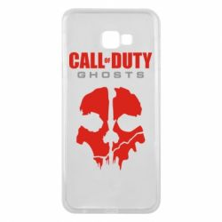 Чехол для Samsung J4 Plus 2018 Call of Duty Ghosts - FatLine
