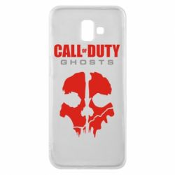 Чехол для Samsung J6 Plus 2018 Call of Duty Ghosts - FatLine