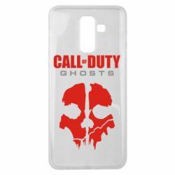 Чехол для Samsung J8 2018 Call of Duty Ghosts - FatLine