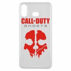 Чохол для Samsung A6s Call of Duty Ghosts