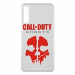 Чехол для Samsung A7 2018 Call of Duty Ghosts - FatLine