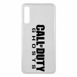 Чохол для Samsung A7 2018 Call of duty ghosts