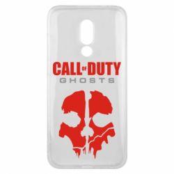 Чехол для Meizu 16x Call of Duty Ghosts - FatLine