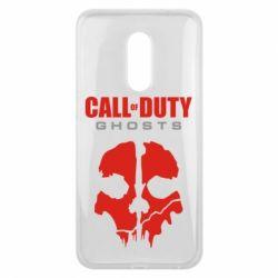 Чехол для Meizu 16 plus Call of Duty Ghosts - FatLine