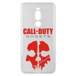 Чехол для Meizu Note 8 Call of Duty Ghosts - FatLine