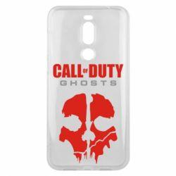 Чехол для Meizu X8 Call of Duty Ghosts - FatLine