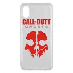 Чехол для Xiaomi Mi8 Pro Call of Duty Ghosts - FatLine
