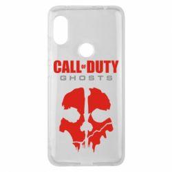 Чехол для Xiaomi Redmi Note 6 Pro Call of Duty Ghosts - FatLine