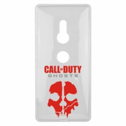 Чехол для Sony Xperia XZ2 Call of Duty Ghosts - FatLine