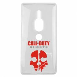 Чехол для Sony Xperia XZ2 Premium Call of Duty Ghosts - FatLine