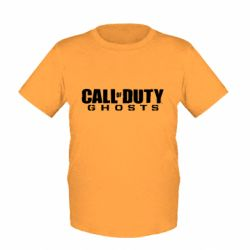 Дитяча футболка Call of duty ghosts