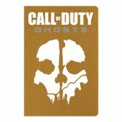 Блокнот А5 Call of Duty Ghosts - FatLine