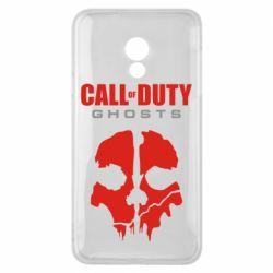 Чехол для Meizu 15 Lite Call of Duty Ghosts - FatLine