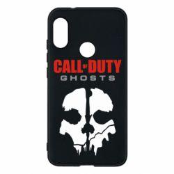 Чехол для Mi A2 Lite Call of Duty Ghosts - FatLine