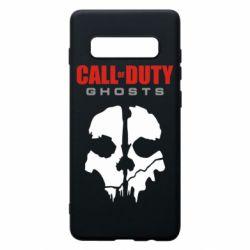 Чохол для Samsung S10+ Call of Duty Ghosts