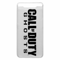 Чохол для Samsung A80 Call of duty ghosts