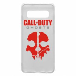 Чохол для Samsung S10 Call of Duty Ghosts