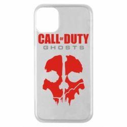 Чохол для iPhone 11 Pro Call of Duty Ghosts