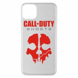 Чохол для iPhone 11 Pro Max Call of Duty Ghosts