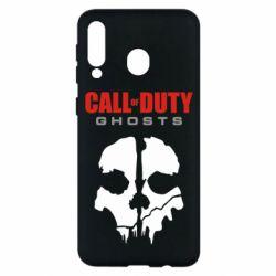 Чохол для Samsung M30 Call of Duty Ghosts