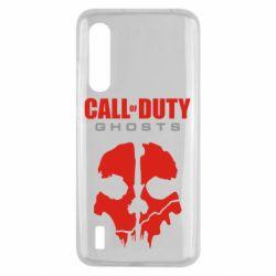 Чехол для Xiaomi Mi9 Lite Call of Duty Ghosts