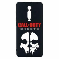 Чехол для Xiaomi Mi9T Call of Duty Ghosts