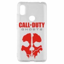 Чехол для Xiaomi Redmi S2 Call of Duty Ghosts