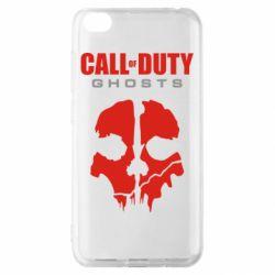 Чехол для Xiaomi Redmi Go Call of Duty Ghosts
