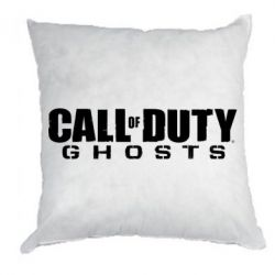 Подушка Call of duty ghosts
