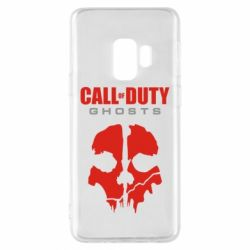 Чехол для Samsung S9 Call of Duty Ghosts - FatLine